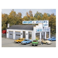 H0 Bausatz Import Motors