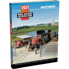 Walthers Model Railroad Reference Book -- 2021