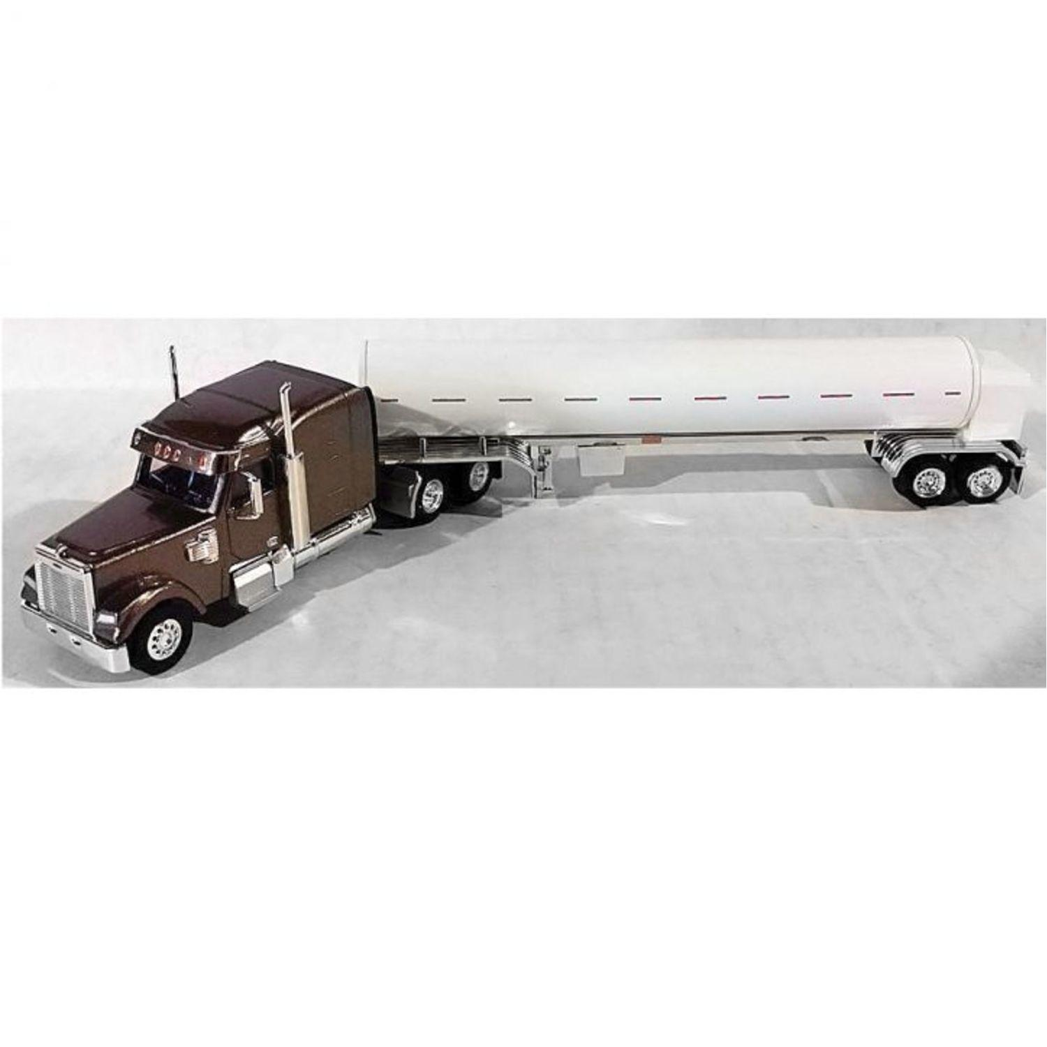 H0 Coronado Mid-Roof Tractor w/Cryo Tank Trailer - Assembled