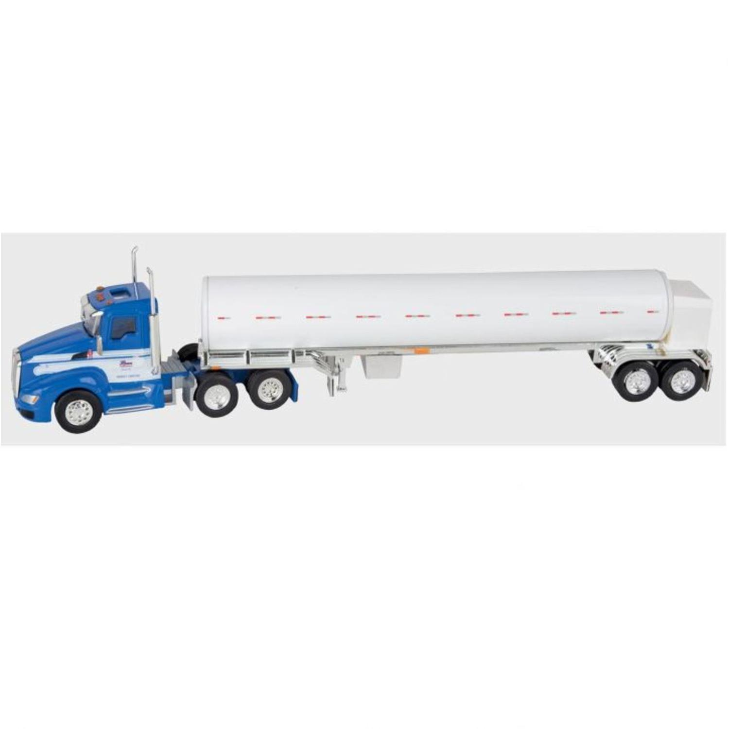 H0 Kenworth T660 Day-Cab Tractor w/Cryo Tank Trailer - Assembled