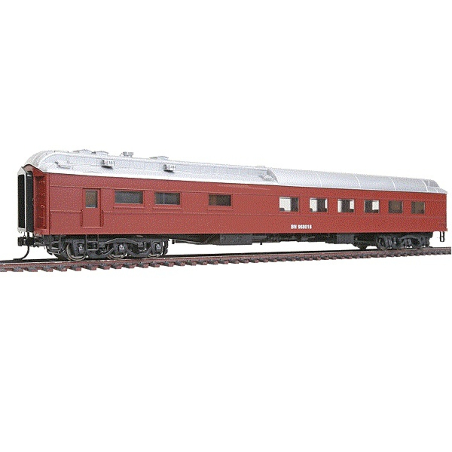 H0 Pullman Heavyweight 36-Seat Maintenance-of-Way Diner