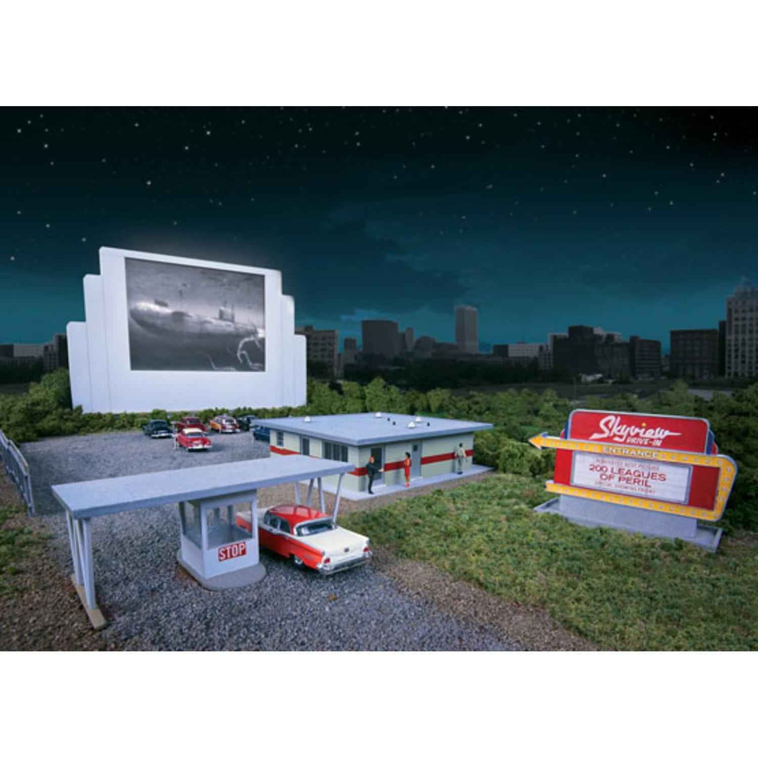 H0 Skyview Drive-In