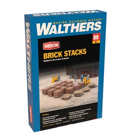 H0 Brick Stacks -- Kit - 1/2 x 1/2 x 11/32""\"" 1.2 x 1.2 x 0.8cm452|452|?|bfb019aed01c32b86e586788ad476f0b|False|UNLIKELY|0.3332233130931854