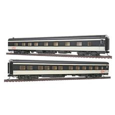 H0 Canadian National Pullman Standard Set